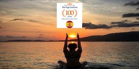 Clases  de Yoga con el Instituto España entradas