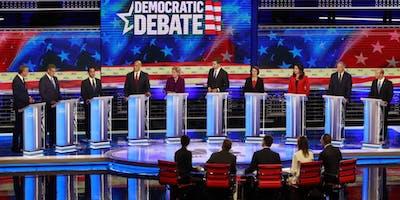 "Official  Atlanta Presidential Debate ""#DumpTrump2020"" Watch Party @BQE"