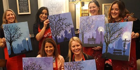 Winter Lights Brush Party - Newport Pagnell tickets