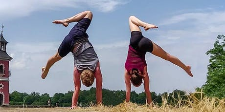 Intensive Handstand Workshop: Novice Level (3.5 h) tickets