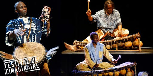 Rencontre musicale avec Yé Lassina Coulibaly et l'ensemble Yan Kadi Faso