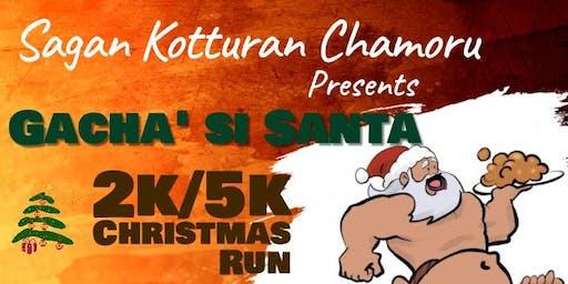 Gacha' si Santa 2k/5k Christmas Run