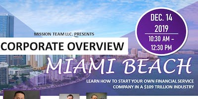 Miami Corporate Overview