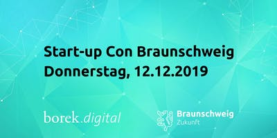 Startup Con Braunschweig