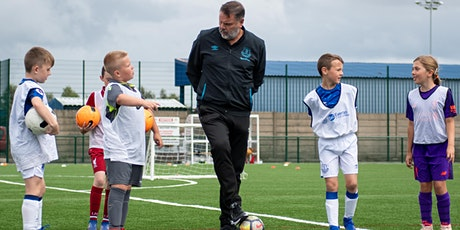 Everton Soccer Schools - Development Nights tickets