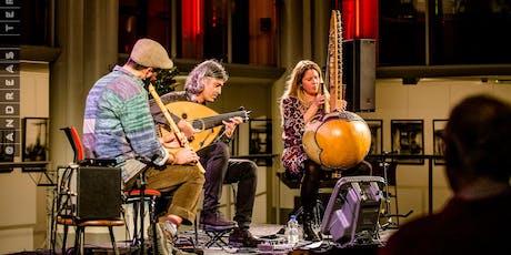 Mehmet Polat Trio live tickets