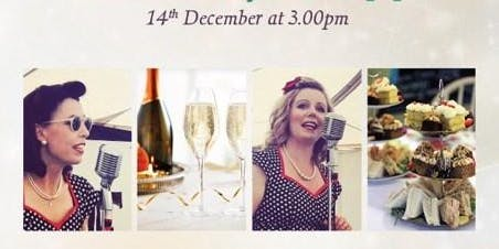 Vintage Festive High Tea with Live Music from Sodapops