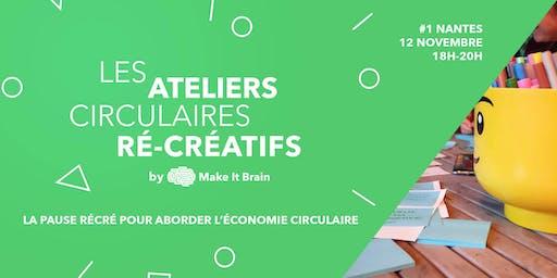Les ateliers circulaires ré-créatifs