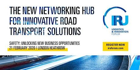 IRU Logistics & Innovation Forum tickets