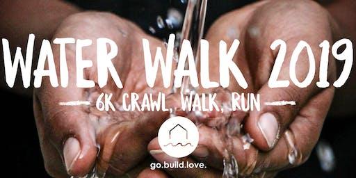 go.build.love. Water Walk 2019