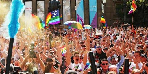 Leeton Mardi Gras Parade