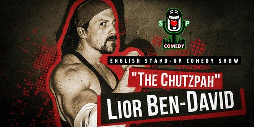 English Comedy Show - Former International Wrestler Now Stand-Up Comedian