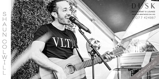 Live music by Shaun Colwill