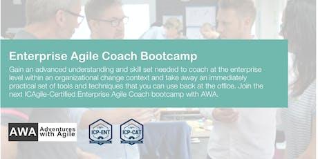 Enterprise Agile Coach Bootcamp (ICP-ENT & ICP-CAT) | London - December tickets