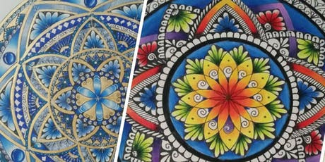Mandala Workshop for Everyone tickets