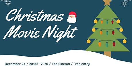 Christmas Movie Night tickets
