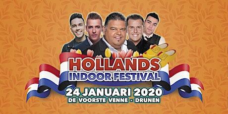 Hollands Indoor Festival 2020 - Drunen tickets