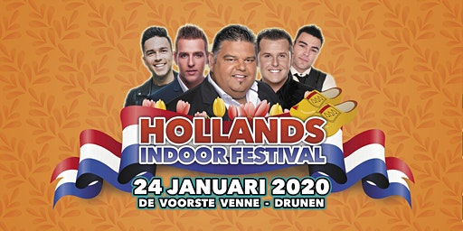 Hollands Indoor Festival 2020 - Drunen