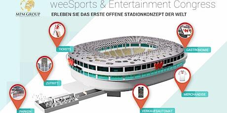 weeSports & Entertainment Congress Tickets