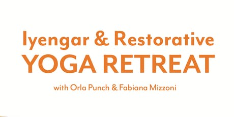 Iyengar & Restorative Yoga Retreat tickets