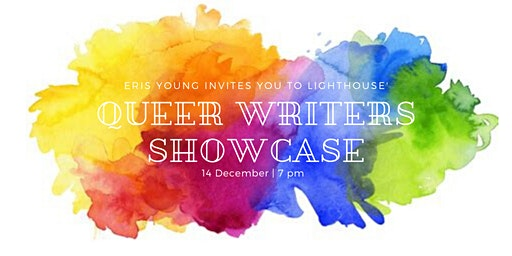 Eris Young's Queer Writers Showcase