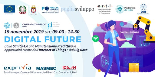 Digital Future - Internet of Things & Big Data al servizio del Business