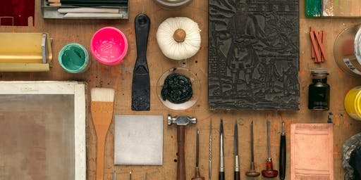 Print and pattern making - Adult Pottery Workshop