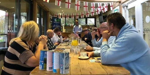 Business Brunch at Plymouth Cricket Club
