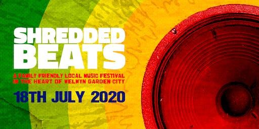 Shredded Beats 2020