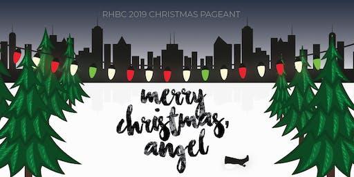 Merry Christmas, Angel