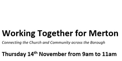 Working Together for Merton