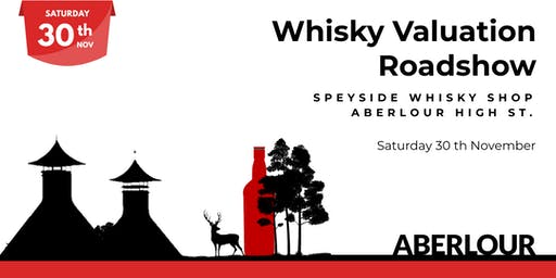Whisky Valuation Roadshow - Aberlour
