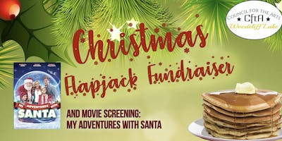 Christmas Flapjack Fundraiser & Film Screening