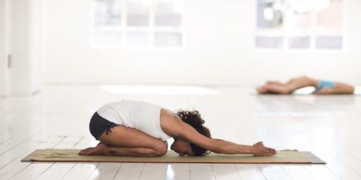 Stage Yoga Yin