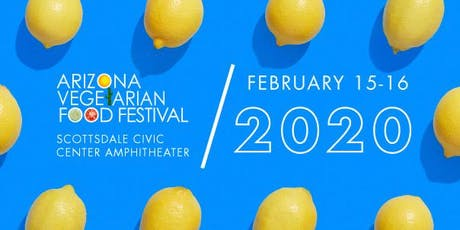 Arizona Vegetarian Food Festival 2020 tickets