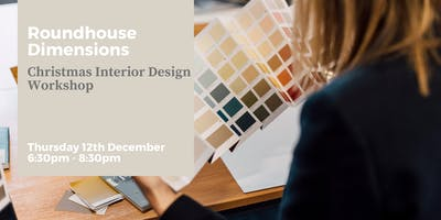Christmas Interior Design Workshop