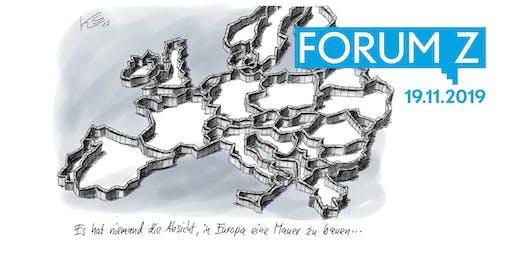 Forum Z – « D'un mur à l'autre…Histoire(s) connectée(s) »