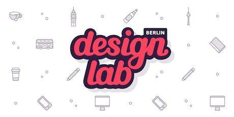 Berlin design lab - November Tickets
