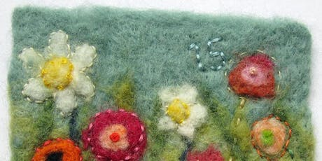 Textile Therapy | Needle Felted Pictures tickets