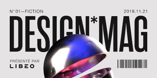 Design Mag #1 - Design Fiction