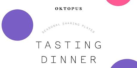 Oktopus Winter Tasting Dinner tickets