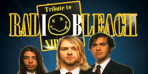 Radiobleach - Tributo a Nirvana - Albacete