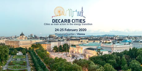 Decarb Cities 2020 tickets
