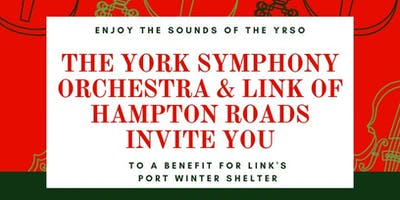 YRSO Christmas Performance to Benefit LINK of Hampton Roads