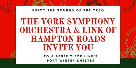 YRSO Christmas Performance to Benefit LINK of Hampton Roads tickets