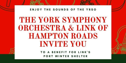 YRSO Christmas Performance to Benefit LINK of Hampton Roads