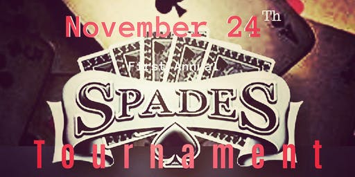 Spades ♠️  Tournament by C.O.R