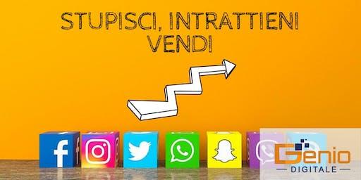 Genio Digitale - Instagram e Social, Storytelling e Marketing Automatico