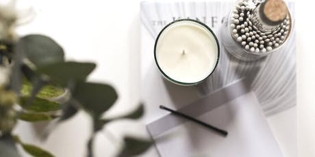 Candle-making workshop with Wax + Wick tickets