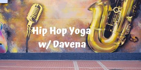 Hip Hop Vin-to-Yin Yoga tickets